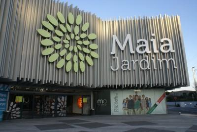 Maia Jardim Shopping Mall
