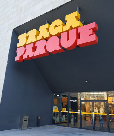Braga Parque Shopping Mall