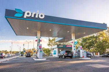 Prio Gas Station